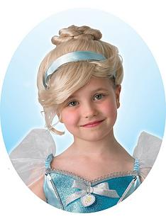 disney-princess-childs-cinderella-wig-with-free-book
