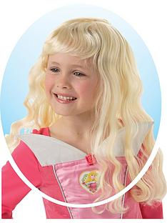 disney-princess-childs-sleeping-beauty-wig-with-free-book