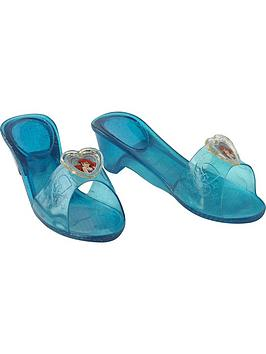 e14283229b7 Disney Princess Ariel Jelly Shoe