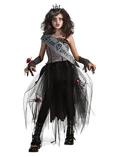 girls-goth-prom-queen-halloween-costume