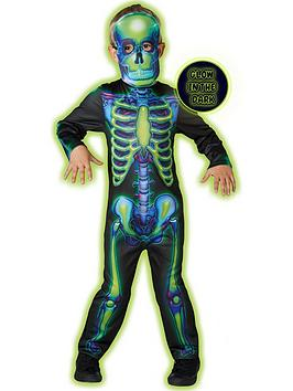 childs-neon-skeleton-halloween-costume