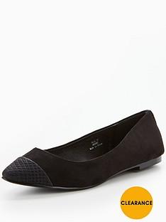 oasis-flat-point-printed-sock-ballet