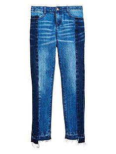 v-by-very-two-tone-step-hem-jeans