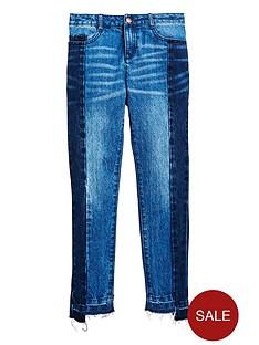v-by-very-two-tone-step-hem-jeans