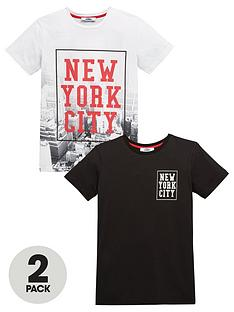 v-by-very-boys-new-york-city-t-shirts-2-pack