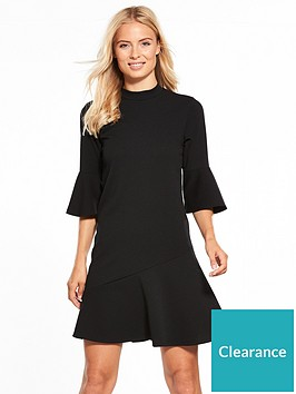 v-by-very-asymmetric-hem-dress