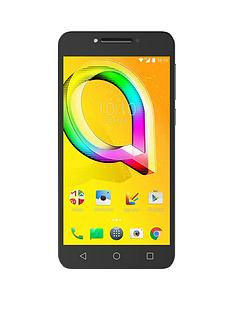 alcatel-a5-led-4g-metallic-black