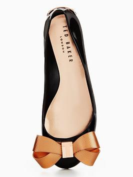 Black  Ted Ballerina Larmiar Jelly Baker Affordable Best Wholesale Sale Online Fake Cheap Online aCyQzpZzXv