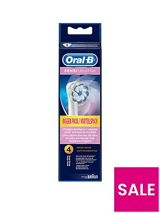 oral-b-oral-b-sensiclean-4pk-brush-heads