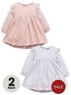 mini-v-by-very-baby-girls-2-pack-frill-dresses