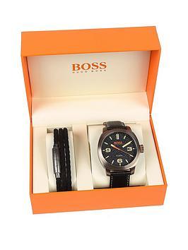 boss-orange-capetown-black-dial-black-strap-mens-gift-set