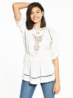 river-island-tie-waist-embroidered-top