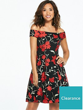 myleene-klass-embroidered-lace-prom-dress