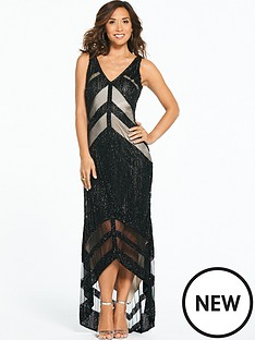 myleene-klass-embellished-maxi-dress