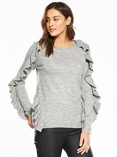 v-by-very-ruffle-detail-jumper