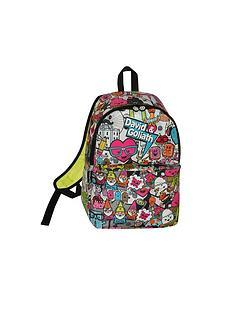 david-goliath-character-print-backpack