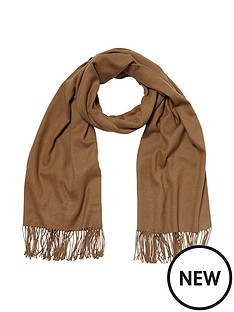 river-island-river-island-mid-weight-camel-scarf