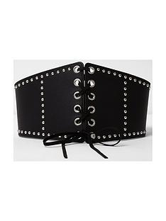 river-island-river-island-black-studded-wide-waist-belt