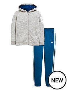 adidas-older-boy-fleece-hojo-tracksuit