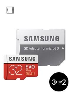 samsung-32gb-evo-plus-micro-sd-card-with-adapter