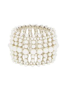 v-by-very-pearl-embellished-stretch-bracelet
