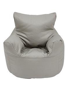 Small Cotton Bean Bag Chair