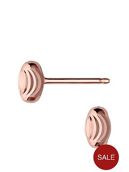 links-of-london-essentials-beaded-18kt-rose-gold-vermeil-stud-earrings