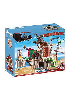 playmobil-9243-dreamworks-dragons-berk-island-fortress-with-firing-cannons-by-playmobil