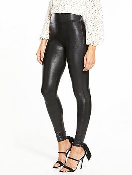 a458f3ea8d990 Spanx Faux Leather Leggings - Black | littlewoodsireland.ie