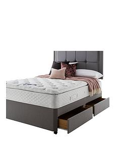 silentnight-miracoil-3-tuscany-geltexnbsppillowtopnbspdivan-bednbspwith-half-price-headboard-offer-buy-and-save