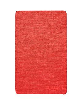reputable site 5b8cc 9d581 Amazon Fire 7 Fabric case - Red   littlewoodsireland.ie
