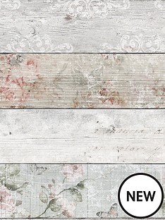 superfresco-distressed-wood-floral-wallpaper