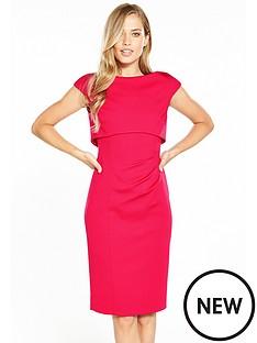 karen-millen-karen-millen-double-layer-dress-collection