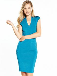 karen-millen-sporty-panel-dress