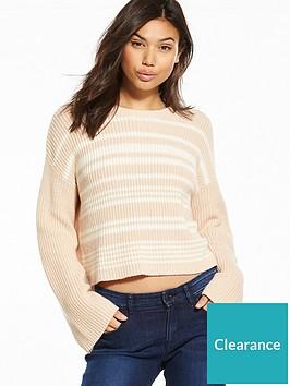 calvin-klein-jeans-sohn-stripe-sweater-creamtan