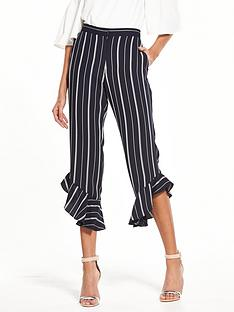 river-island-frill-cropped-trouser