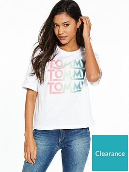 tommy-jeans-tjw-cotton-short-sleeve-t-shirt-bright-white
