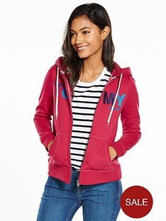 tommy-jeans-tjw-zip-through-hoodie-persian-red