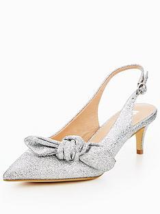 v-by-very-suki-slingback-bow-kitten-heel-silver