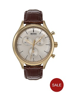 boss-companion-champagnenbspdial-brown-leather-strap-mens-watch