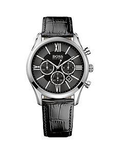 hugo-boss-black-1513194-ambassador-chronograph-black-leather-strap-mensnbspwatch