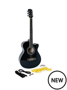 martin-smith-electro-acoustic-guitar