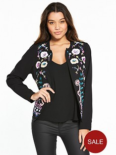 v-by-very-floral-embellished-jacket