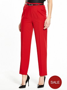 v-by-very-belted-straight-leg-trouser