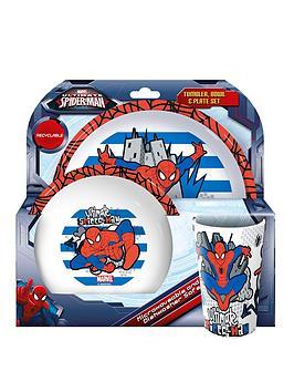 spiderman-ultimate-spiderman-6-piece-dining-set