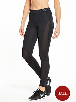 c20c1ca297cf5 Nike Training Hypercool Legging - Black | littlewoodsireland.ie