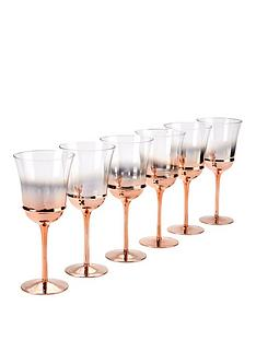 ideal-home-rose-gold-ombre-glasses