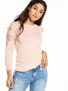 warehouse-lace-insert-jumper
