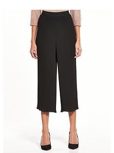 warehouse-plisse-culotte-trousers