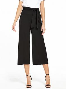 miss-selfridge-tie-crop-wide-leg-trouser